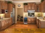 Kitchen Set Jati Custom