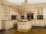 Kitchen Set Kayu Minimalis Mewah